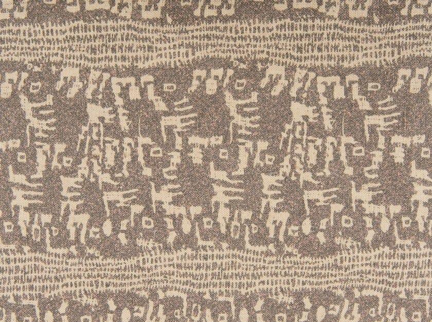 Linen fabric KENDWA by KOHRO