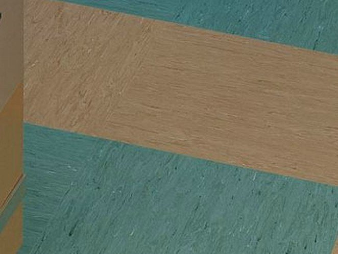 Antibacterial vinyl flooring CLASSIC IMPERIAL 2 MM by gerflor