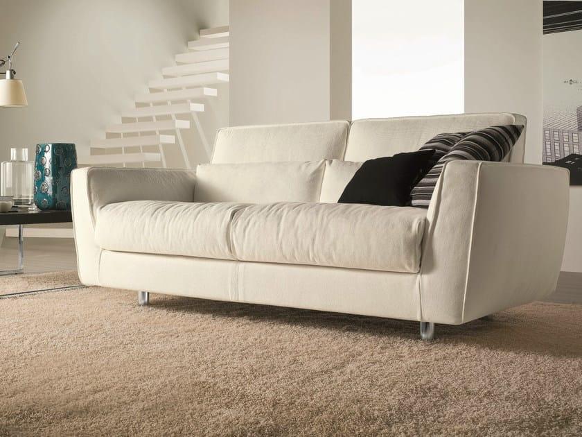 Fabric sofa MIZAR | 3 seater sofa by Bontempi