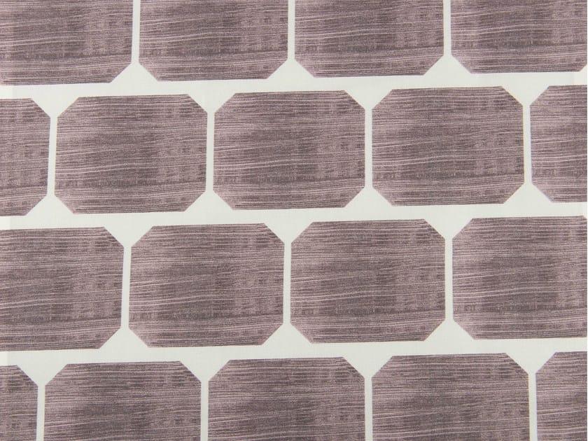 Cotton fabric TADAO RECTANGLE by KOHRO