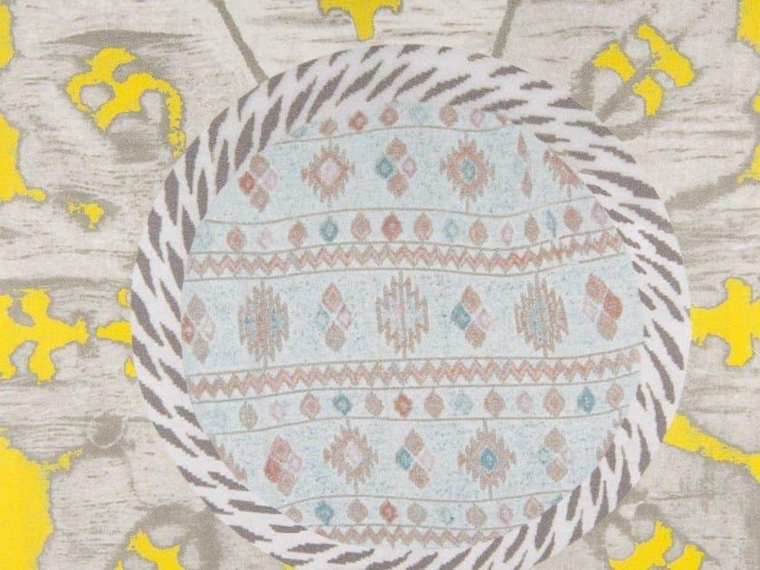 Cotton fabric ASTRID by KOHRO