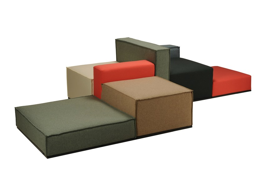 Cool Sectional Fabric Sofa Box By Desio Design Didier Versavel Beatyapartments Chair Design Images Beatyapartmentscom