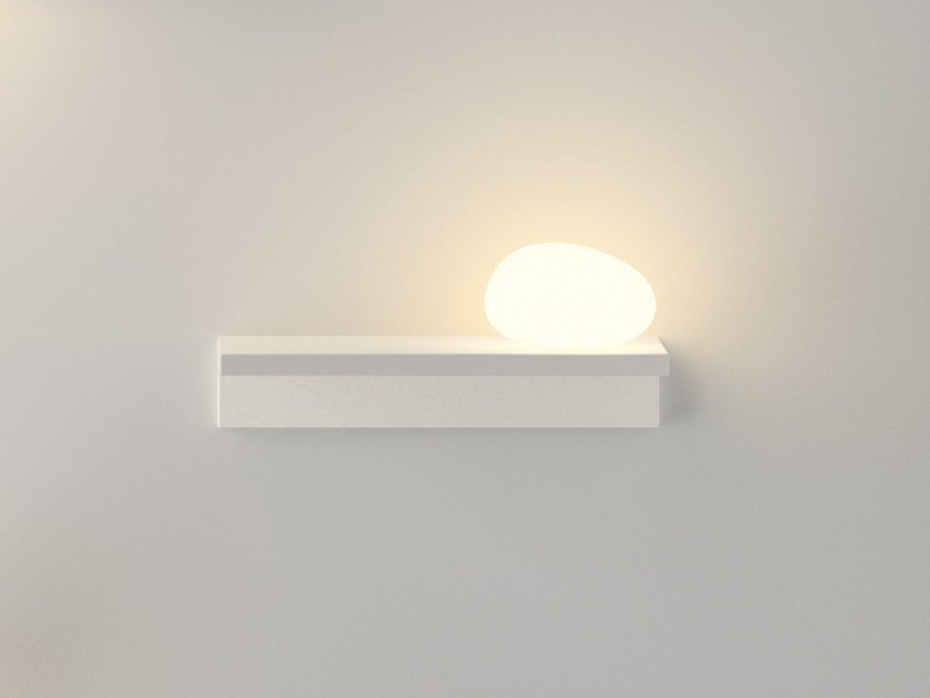 LED wall lamp SUITE 6041 by Vibia