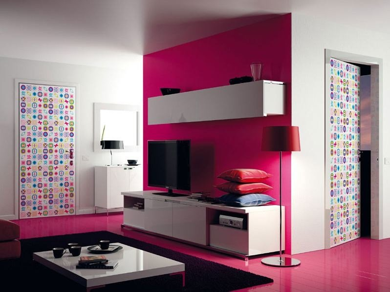 SENSUNELS | Door panel By DiBi Porte Blindate design Karim Rashid