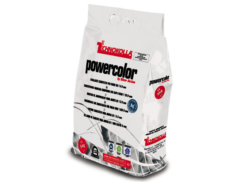 Flooring grout POWERCOLOR by TECHNOKOLLA - Sika