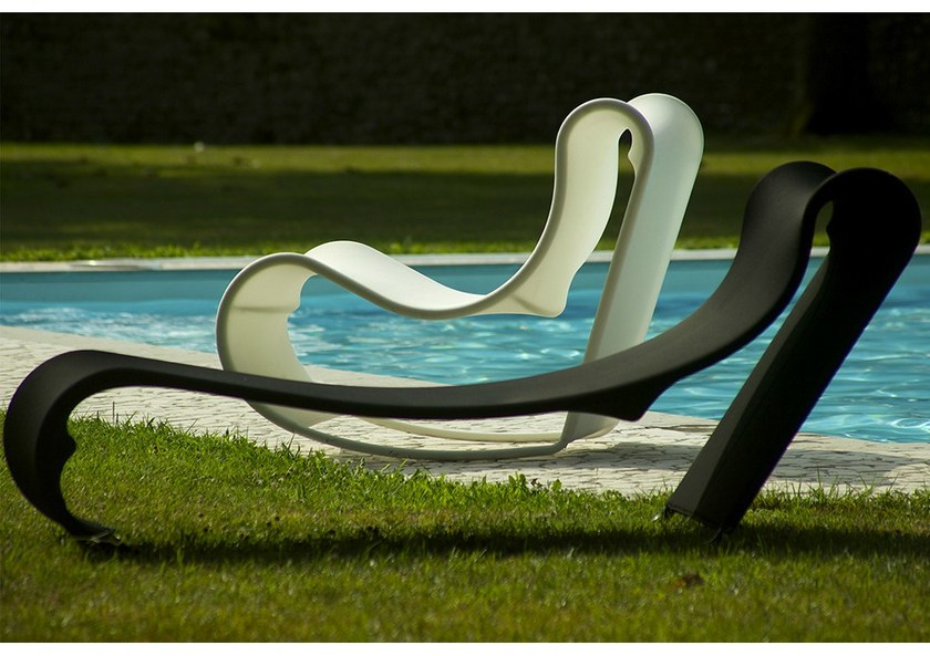 CALIFORNIA | Chaise longue By Inday design Mino Bressan
