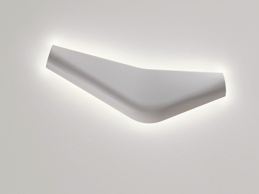 LED Cristalplant® wall / ceiling lamp BOOMY | LED wall lamp by Fabbian