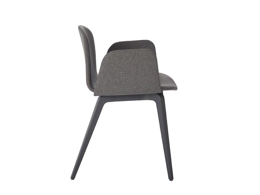 BOB XL | Stuhl mit Armlehnen