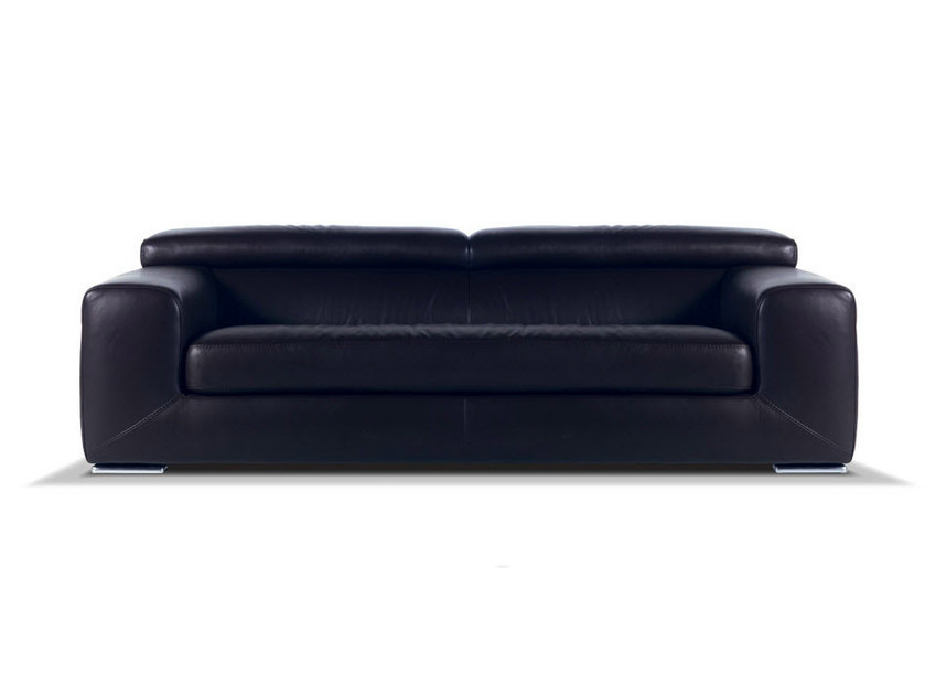 Leather sofa HAMILTON | Sofa by Formenti