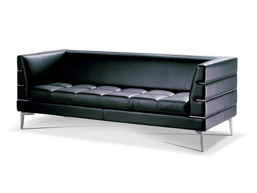 Leather sofa PRESTIGE | Sofa by Formenti