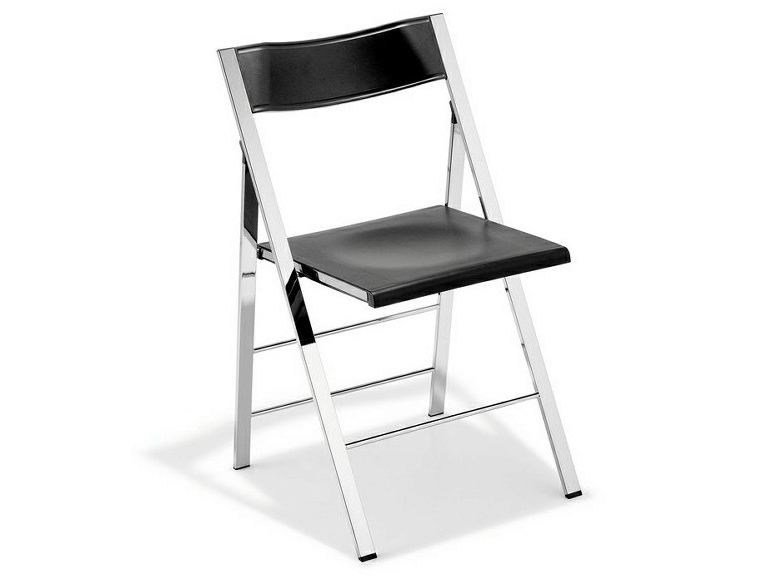 Folding chair with footrest POCKET SUPRA PLASTIC by arrmet