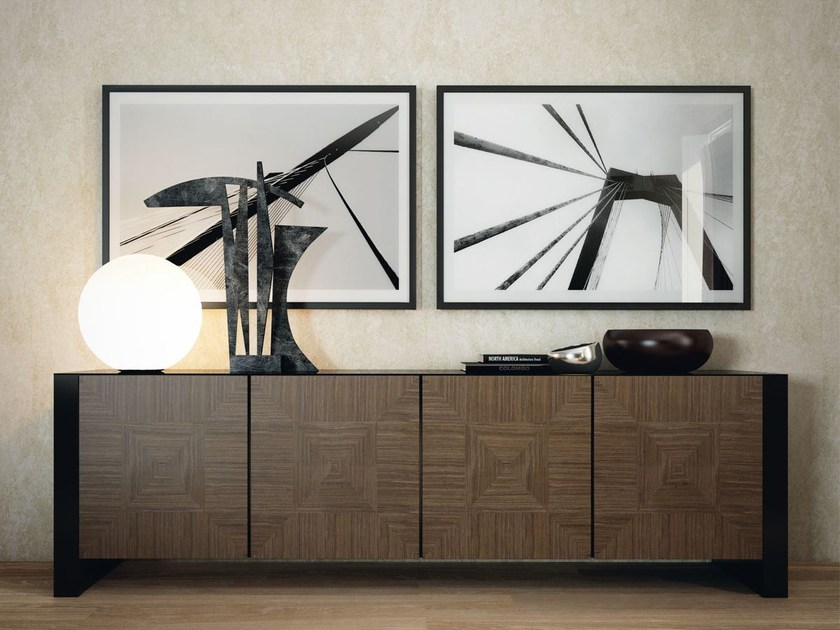 Sideboard with doors VERTIGO by Formenti