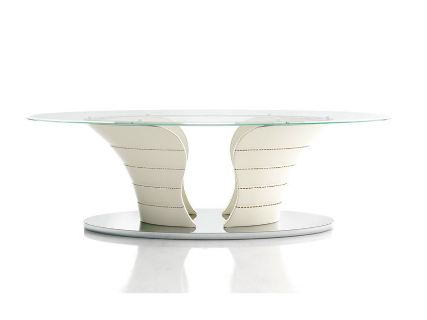 Oval table BABYLON by Formenti
