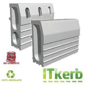 Cordolo drenante combinato Enviro IT-Kerb by GRIDIRON GRIGLIATI