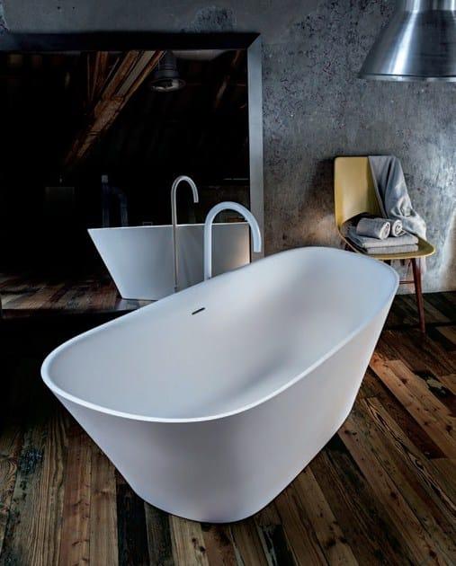 LEVEL 45 | Bathtub By FALPER design Naghi Habib