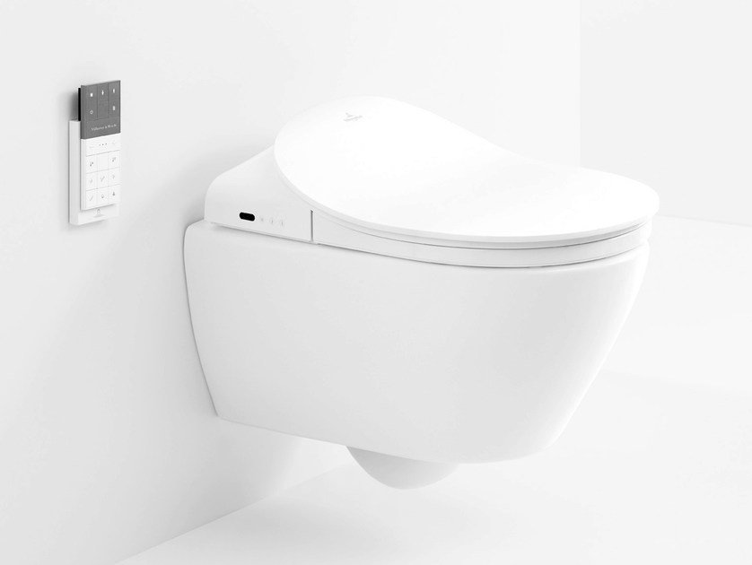 Super Toilet With Bidet Viclean L By Villeroy Boch Ncnpc Chair Design For Home Ncnpcorg