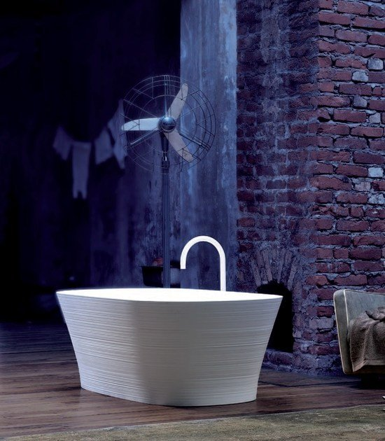 HANDMADE | Vasca da bagno