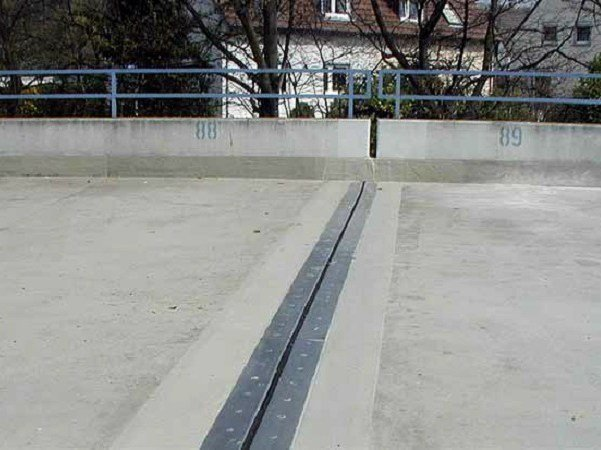Road expansion joint Triflex ProJoint® by Triflex Italia