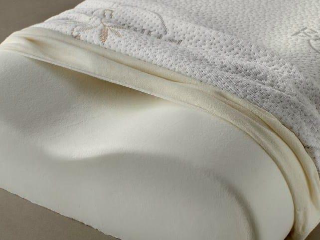 Rectangular memory foam pillow MICHAEL CERVICALE by Demaflex