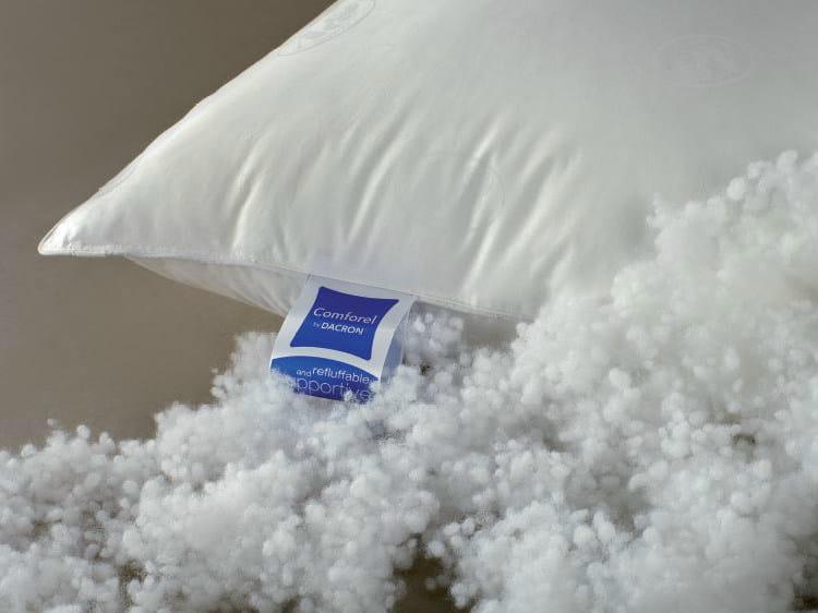 Rectangular Dacron® pillow COMFOREL® by Demaflex