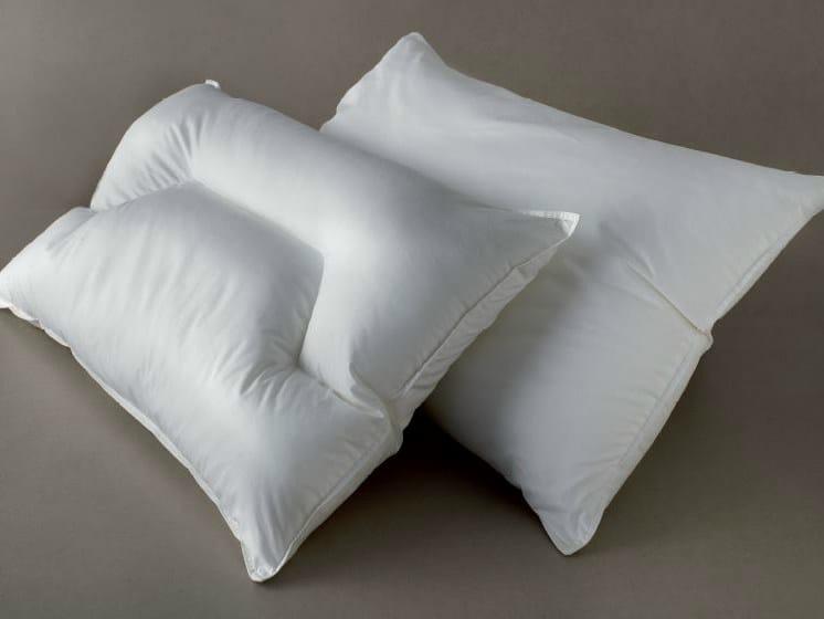 Rectangular polyester pillow MULTIFUNZIONE by Demaflex