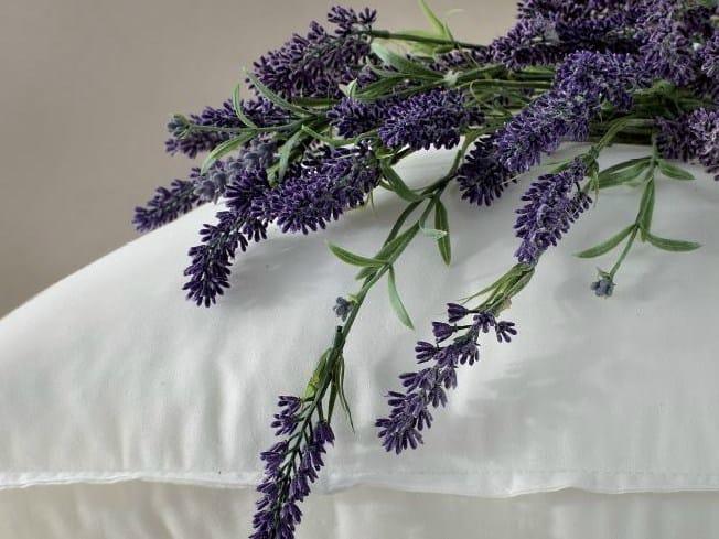 Rectangular polyester pillow LAVANDA by Demaflex
