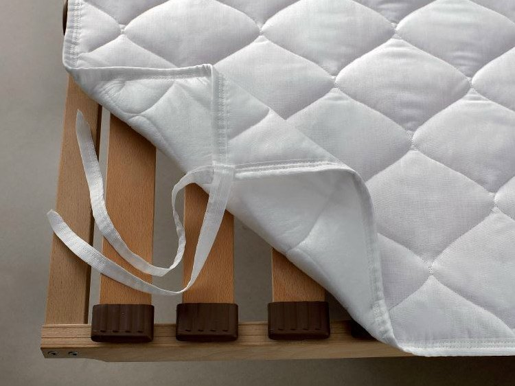 Bed frame cover VELA | Bed frame cover by Demaflex