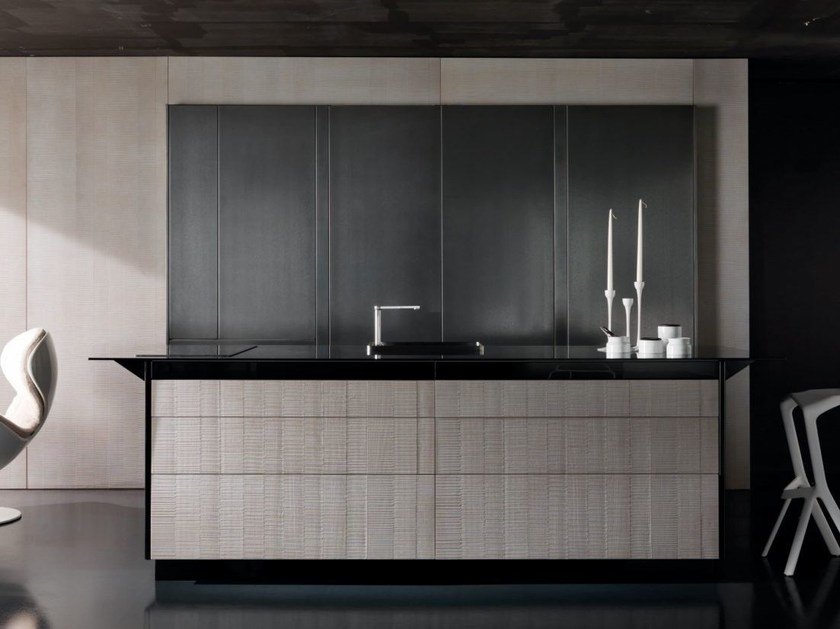 INVISIBILE | Kitchen with island By TONCELLI CUCINE design Studio ...