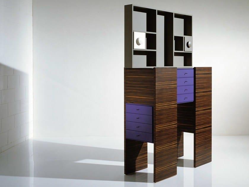 Storage unit with drawers Storage unit by OAK