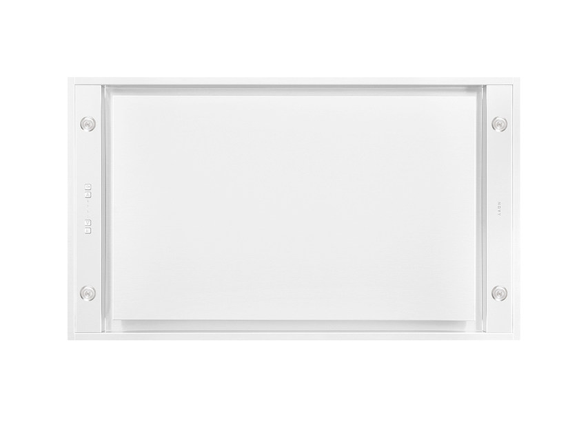 Ceiling-mounted built-in cooker hood with integrated lighting 6831 PURE'LINE by NOVY