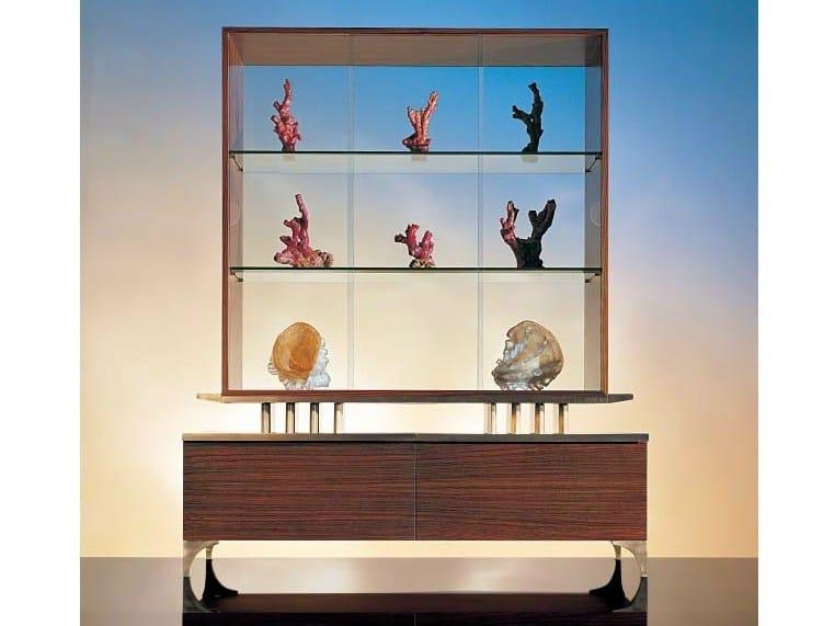 Wooden display cabinet SC1002 by OAK