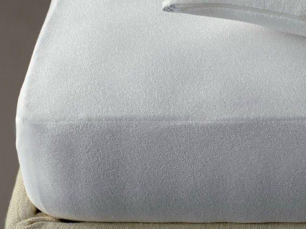 Terry mattress cover GREENFIRST | Mattress cover by Demaflex