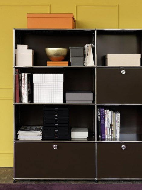 Usm Haller Bookshelves Sectional Bookcase By Usm