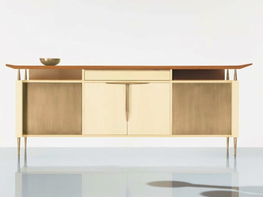 Sideboard with doors with drawers SC1012 by OAK