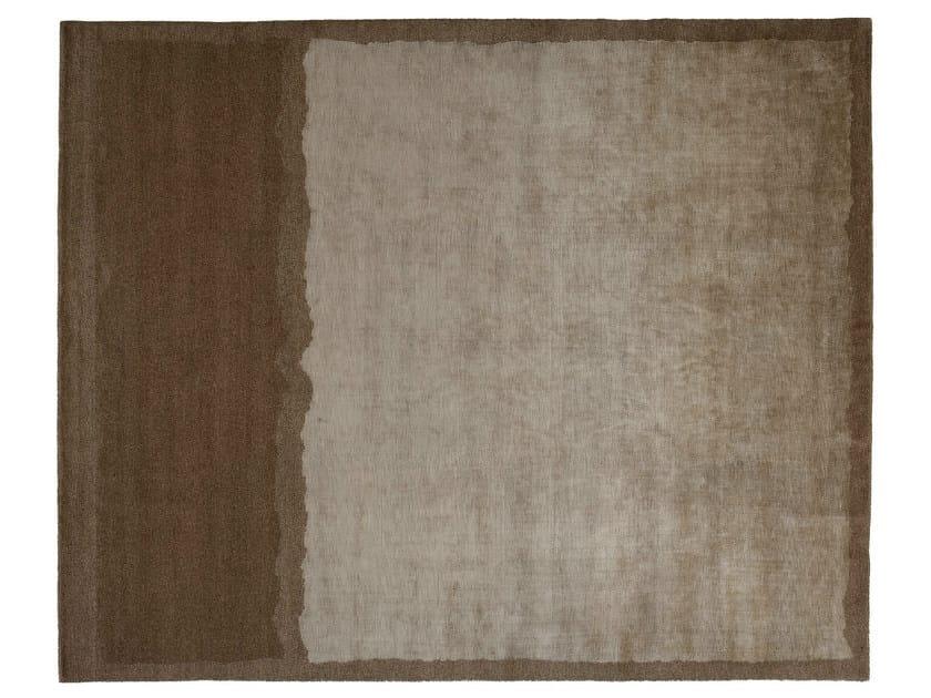 Rectangular rug BEIGE by Golran