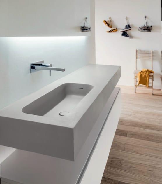 VIA VENETO   Mobile lavabo sospeso By FALPER