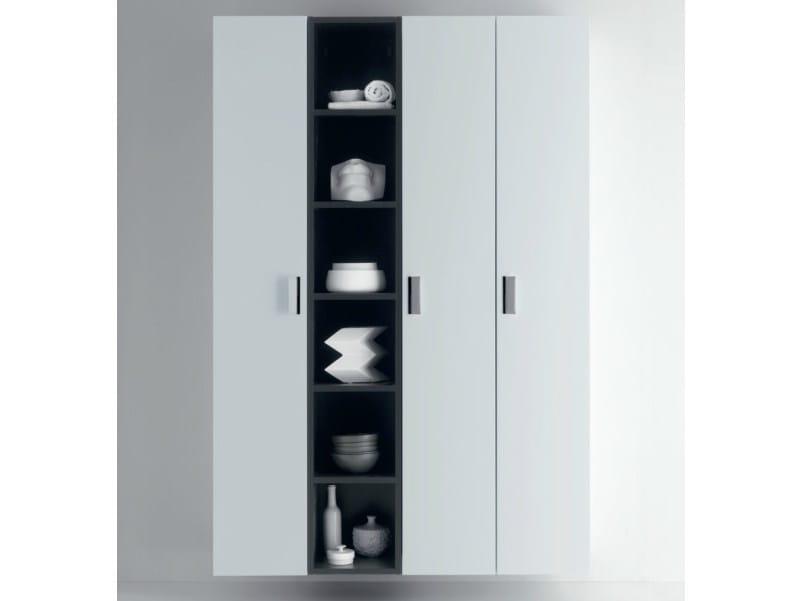 Badezimmer hochschrank holz  VIA VENETO | Badmöbel aus Holz By FALPER