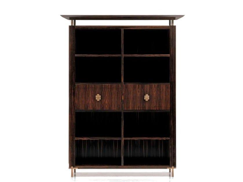 Libreria Ufficio Wenge : Libreria ufficio modulare sc 3007 e by oak design luca scacchetti