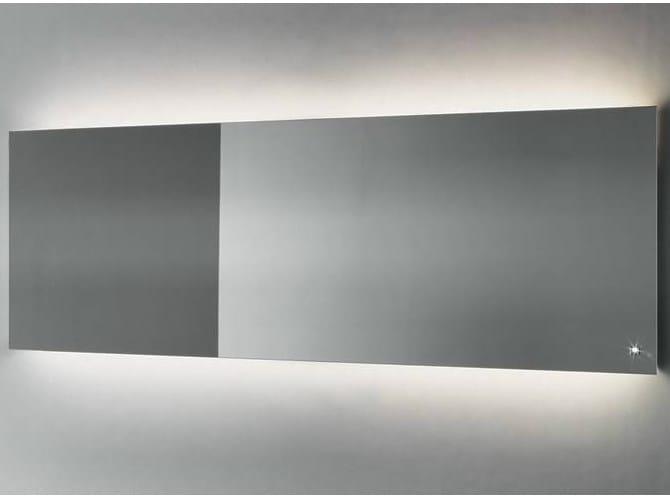 Specchio rettangolare per bagno specchio rettangolare falper