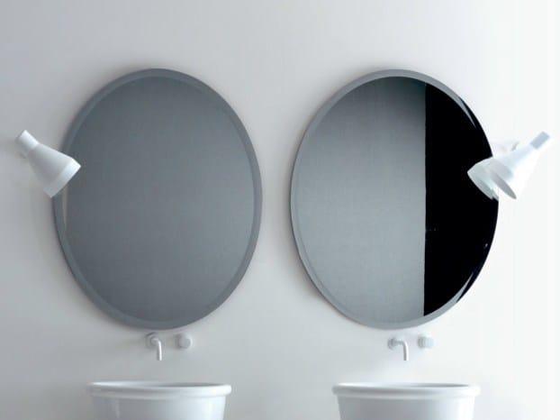 Applique orientabile per bagno sabrina applique falper