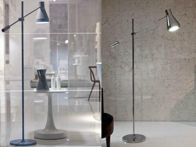 Adjustable Floor Lamp For Bathroom Sabrina Floor Lamp By Falper