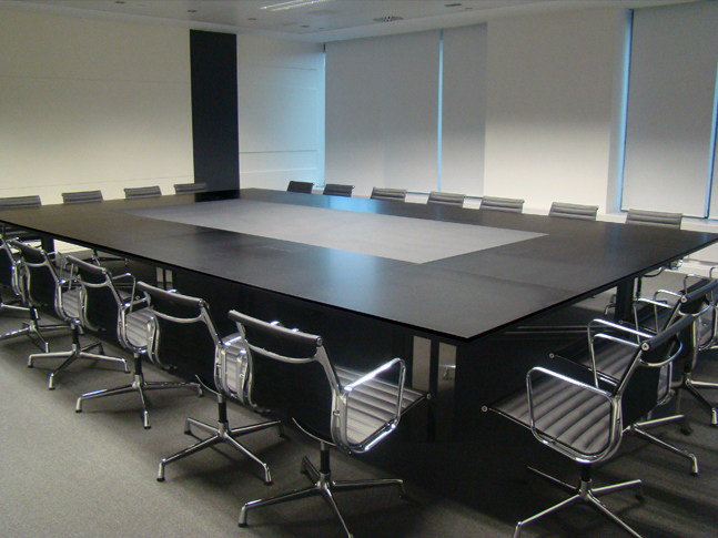 MARCUS Rectangular Meeting Table By JOSE MARTINEZ MEDINA - Rectangular conference room table
