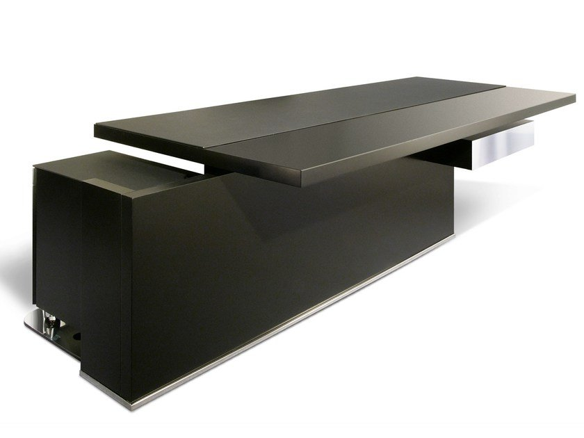 Executive desk with drawers SUB75 LIGHT by JOSE MARTINEZ MEDINA