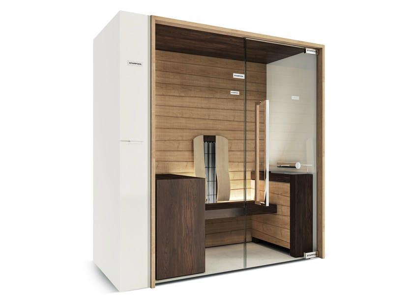 Infrared sauna SWEET SAUNA SMART COMBI by STARPOOL
