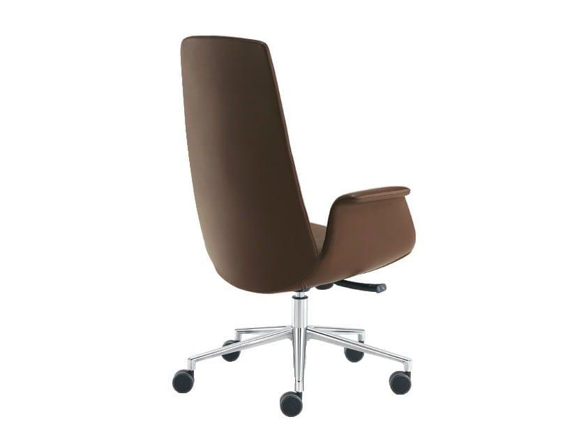 High-back executive chair MODÀ | Executive chair by Sesta