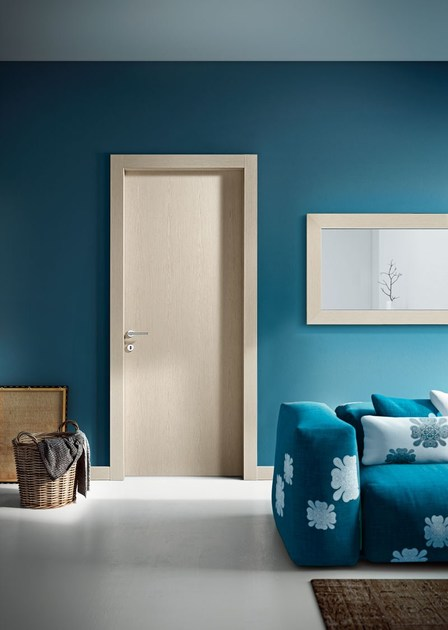 Hinged door with concealed hinges VIVACE   Hinged door by PIVATO