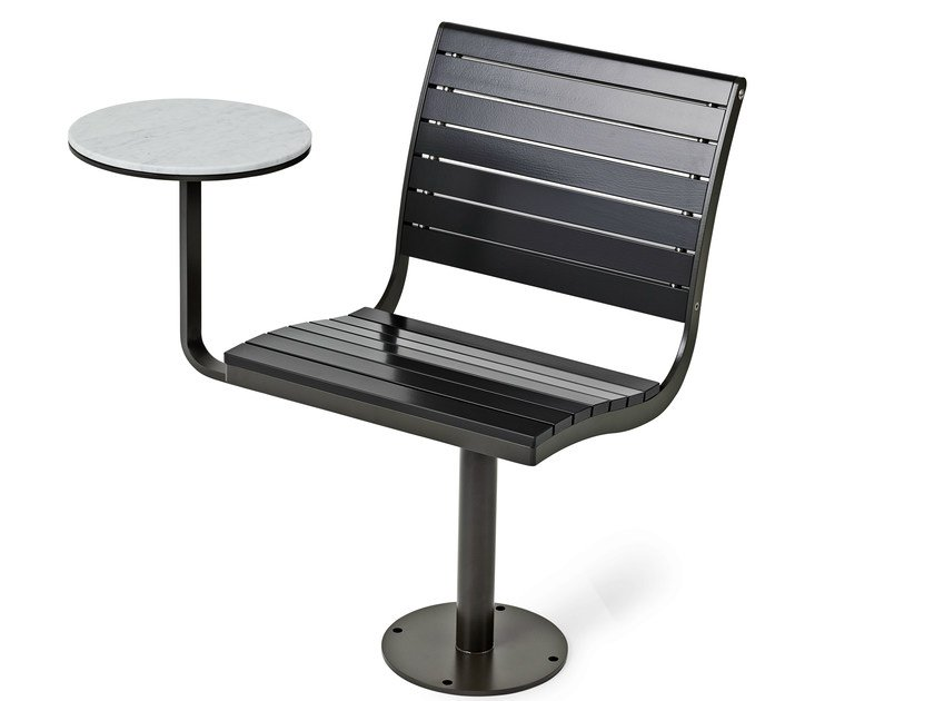 Outdoor chair PARCO | Outdoor chair by Nola Industrier