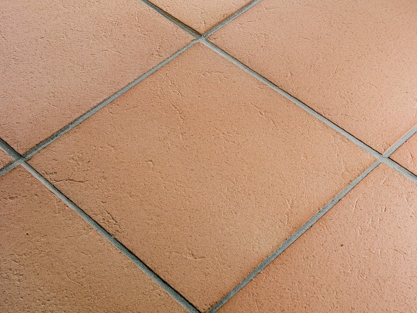 Quarry Floor Tiles Rosato Anticato By Cotto Furn