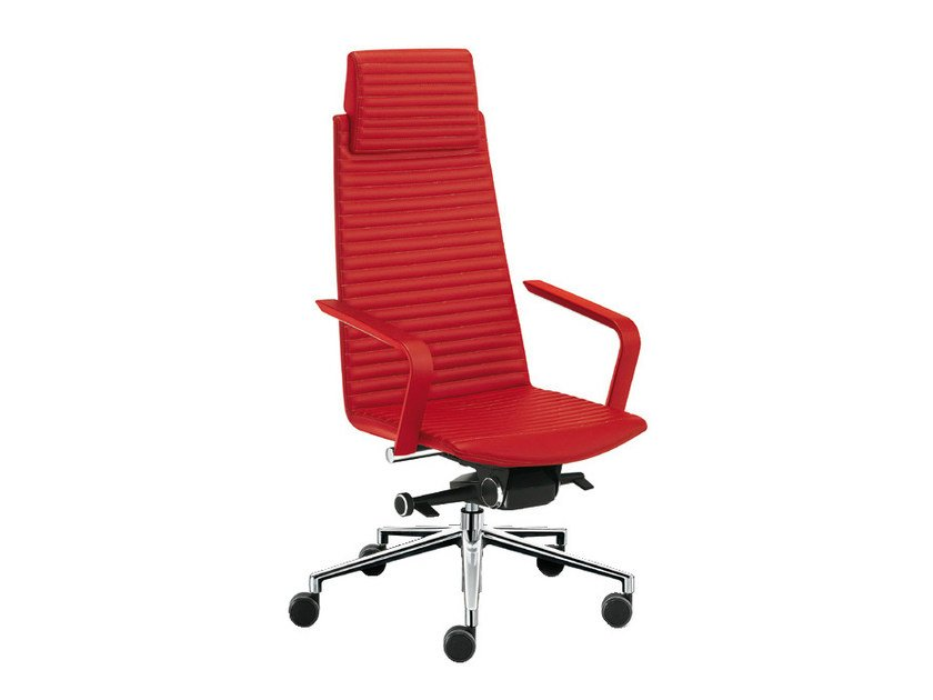Executive chair with headrest MODE STRIP | Executive chair by Sesta