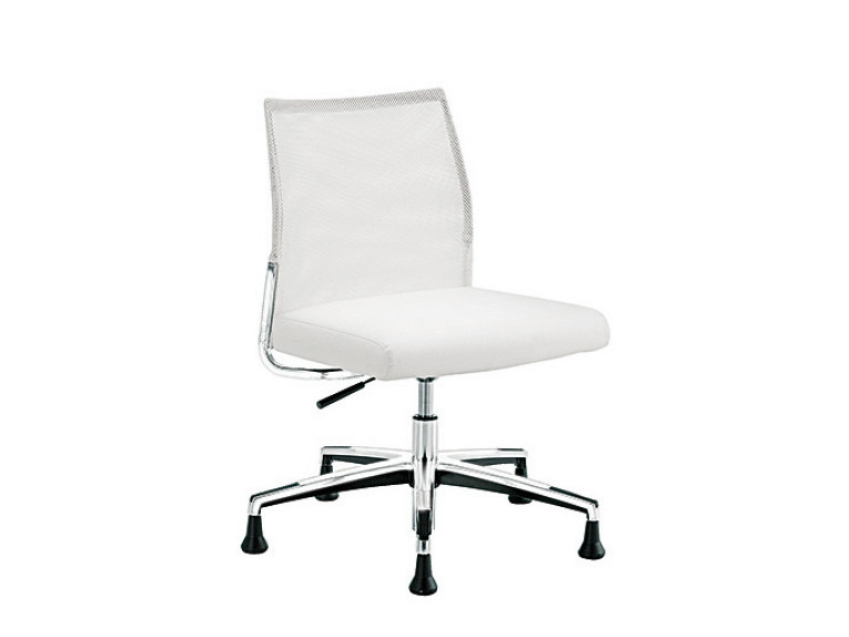 Mesh task chair with 5-Spoke base WIN-R RETE | Mesh task chair by Sesta